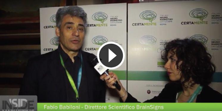 Inside Marketing interviews Prof. Fabio Babiloni, BS Chief Scientific Officer