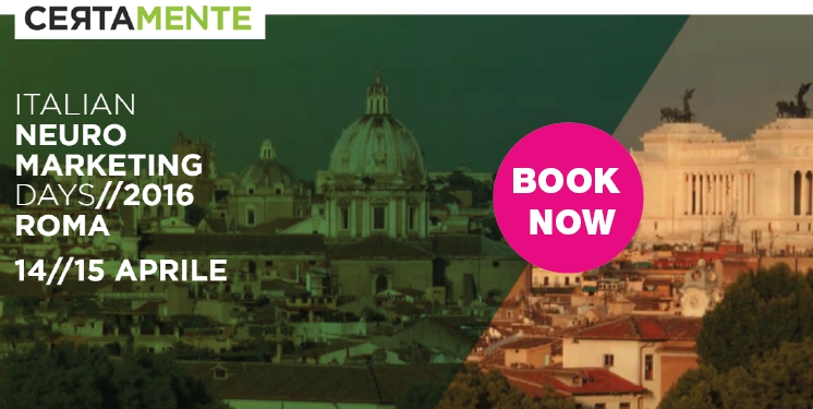"Don't Miss ""CertaMente 2016"" Rome, April 14-15"