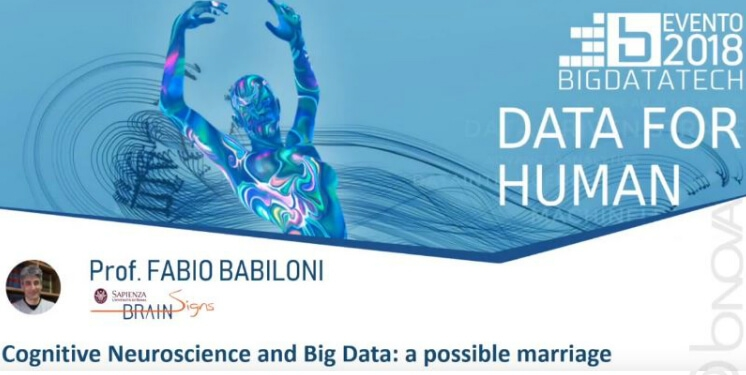 BIG DATA TECH 2018  Data for human - Cita en Milán el 25 de octubre